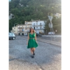 Kép 2/5 - KELLY ruha citrom színben S