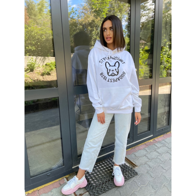 FRENCHIE hoodie S